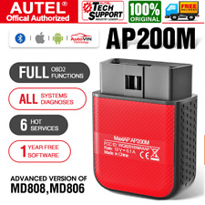 Autel AP200M Bluetooth OBD2 Scanner Code Reader Full Systems Car diagnostic Tool