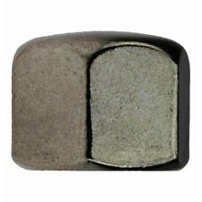 100x DIN 917 Sechskant-Hutmutter. niedr. Form. M 8. Stahl blank