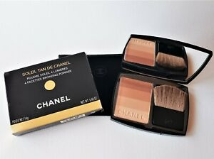 CHANEL Soleil Tan de Chanel 4 Facettes Bronzing Powder