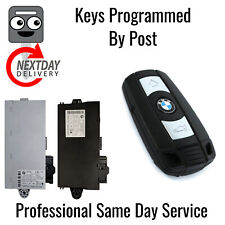 Bmw Replacement Key Fob Remote X3 X5 X6 M3 M5 Z4 New Programming Coding Cut CAS3