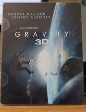 Gravity Steelbook (2D/3D) [3D Blu-ray] [Limited Edition]
