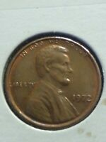 1972 P Lincoln Memorial Cent Doubled Die Obverse DDO