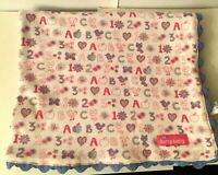 AMERICAN GIRLS BITTY BABY DOLL  ABC LAYETTE BLANKET