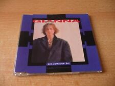 Maxi CD Gianna Nannini - Io senza te - 1993
