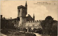 CPA Environs de Millau - Le Chateau de Creissels du XII siecle (475257)