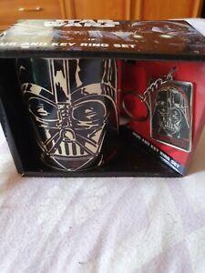 Star Wars Mug & Key Ring Set. Darth Vader