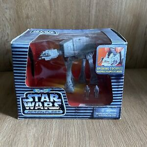 Star Wars Micro Machines Action Fleet Imperial AT-AT Galoob 1996 - New