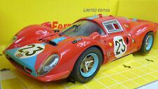 "Jouef / Revell 1:18 Nr. 48826 Ferrari 412P #23 ""Le Mans 1967"" in OVP (A688)"