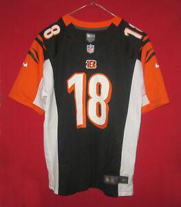 Nice Nike NFL Cincinnati Bengals A.J. Green Jersey Size Youth Large 14-16