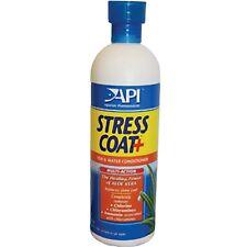 API Stress Coat 473ml Aquarium Starter Dechlorinator