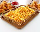 Copper Crisper by Copper Chef Air Fryer Non Stick Cookie Sheet with Mesh Tray