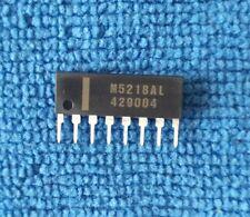 10pcs Original M5218AL M5218 ZIP-8 MITSUBIS