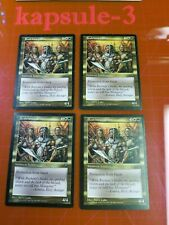 4x Scalebane's Elite | Visions | MTG Magic The Gathering Cards