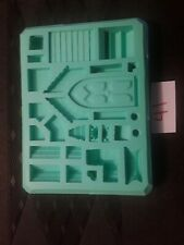 Hirst arts mold #41 GOTHIC DUNGEON ACCESSORIES  (Used)