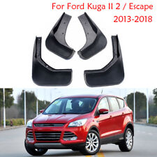 OEM Set Splash Guards Mud Guards Mud Flaps For Ford Kuga II 2 / Escape 2013-2018