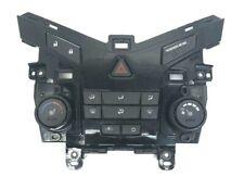 2011-2013 Chevrolet CRUZE Heater AC Air Temperature Control Panel OEM 95017055