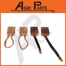 Starter brush set-case ih, david brown, leyland, Massey Ferguson, Perkins