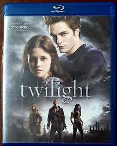 Twilight Blu-ray 2014