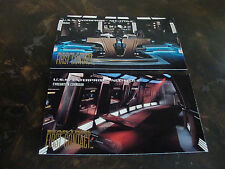 1996 Skybox---Star Trek First Contact---Enterprise-E Cards---Lot Of 2---E1-E5