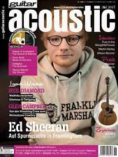 Ed Sheeran Neil Diamond Workshop - Acoustic Guitar Play Alongs / Pull a Tests