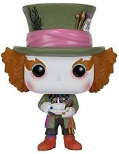 Alice (Live Action) - Mad Hatter - Funko Pop! Disney (2016, Toy NUEVO)