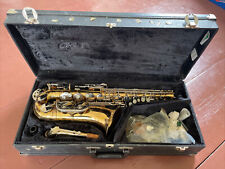 LeBlanc Vito Alto Saxophone - Made in Taiwan - Serial Number 801552