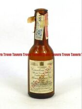 Dated 1945 CANADA Walkerville HIRAM WALKER CANADIAN CLUB WHISKY mini bottle