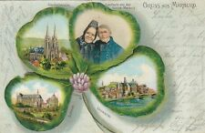 Kleinformat Ansichtskarten vor 1914 aus Hessen mit dem Thema Dom & Kirche