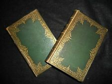 Poetical Works of William Cowper - 1854 - Gilt Tooled Leather - George Gilfillan