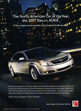 NEW 2009 Saturn FULL LINE SALES BROCHURE Never Cracked Opened AUTO SHOW QUALITY