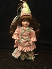 Goebel Victoria Ashlea Originals Porcelain Doll 1993 Shannon  Ltd Edit 209/2000