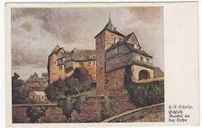 Zwischenkriegszeit (1918-39) Normalformat Ansichtskarten aus Deutschland für Burg & Schloss