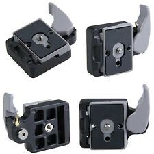 For Manfrotto 323 RC2 System Quick Release Adapter with 200PL-14 Plate