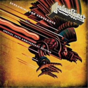 Judas Priest-Screaming for Vengeance (US IMPORT) CD with DVD NEW