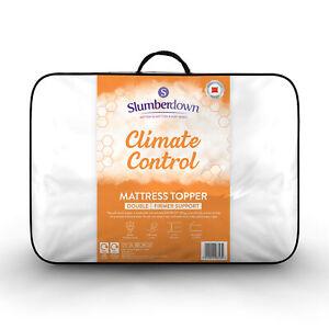Slumberdown Climate Control Mattress Topper - Double