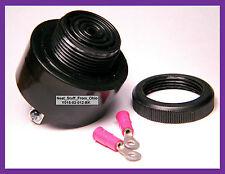 SONALERT® -TYPE ELECTRONIC INDICATOR / BEEPER 6-16VDC, 2.9kHz PULSATING