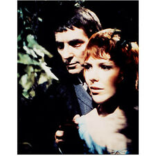 Dark Shadows Jonathan Frid as Barnabas with Woman 8 x 10 Inch Photo