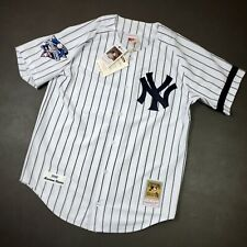 100% Authentic Mariano Rivera Mitchell & Ness 2000 Yankees Jersey Size 44 L Mens