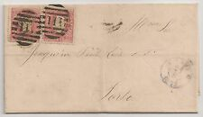 PORTUGAL 1873 - LETTER/COVER CHAVES TO PORTO (CHAVES - PORTO)