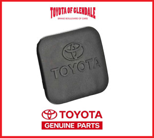 2000-2021 TOYOTA TRAILER TOW HITCH COVER PLUG 2INCH GENUINE OEM PT228-35960-HP