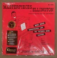 Duke Ellington MASTERPIECES BY ELLINGTON Analogue Productions 180g Vinyl LP NEW