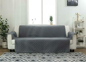 Safari Homeware Armchair, Sofa, Couch Cover - Reversible Furniture Protector
