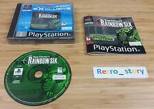 Sony Playstation PS1 Rainbow Six PAL