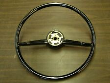 OEM Ford 1953 Steering Wheel Fairlane Victoria 1952 1954 - Verify Style nos