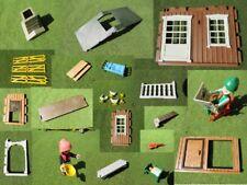 Playmobil Einzelteile Ersatzteile 3769 Farmhaus Western Gebäude (WG28)