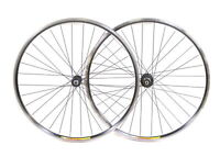 Mavic CXP22 Road Bike Wheelset 700c 10 Speed Clincher QR Specialized Hubs