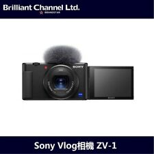 Sony 影像網誌相機 ZV-1 Vlog Camera【黑色】- 平行進口產品