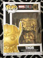 Funko Pop! Marvel Studios Thor GoldChrome Chase Figure 381