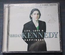 Brian Kennedy Life, love & happiness 4 track  CD single