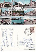 # MONTALTO DI CASTRO: SALUTI DA    1966